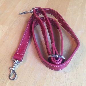 "Red strap 40"""